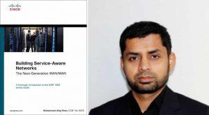 Afaq Muhammad Khan Cisco Press Author