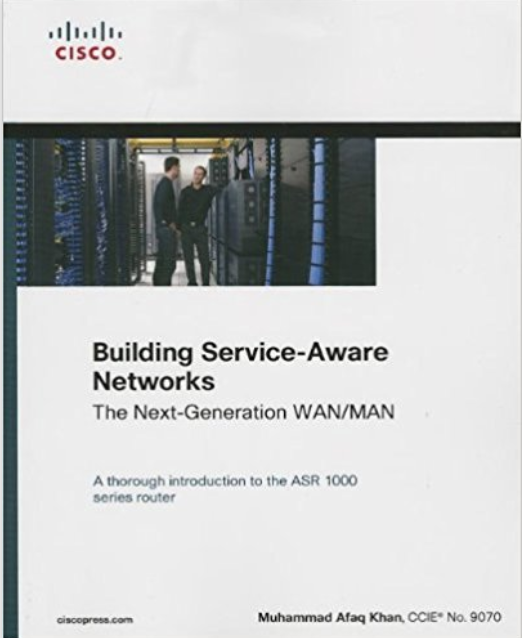 Building Service-Aware Networks: The Next-Generation WAN/MAN (Paperback) (Networking Technology) 1st Edition