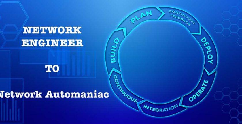 network engineer to netdevops