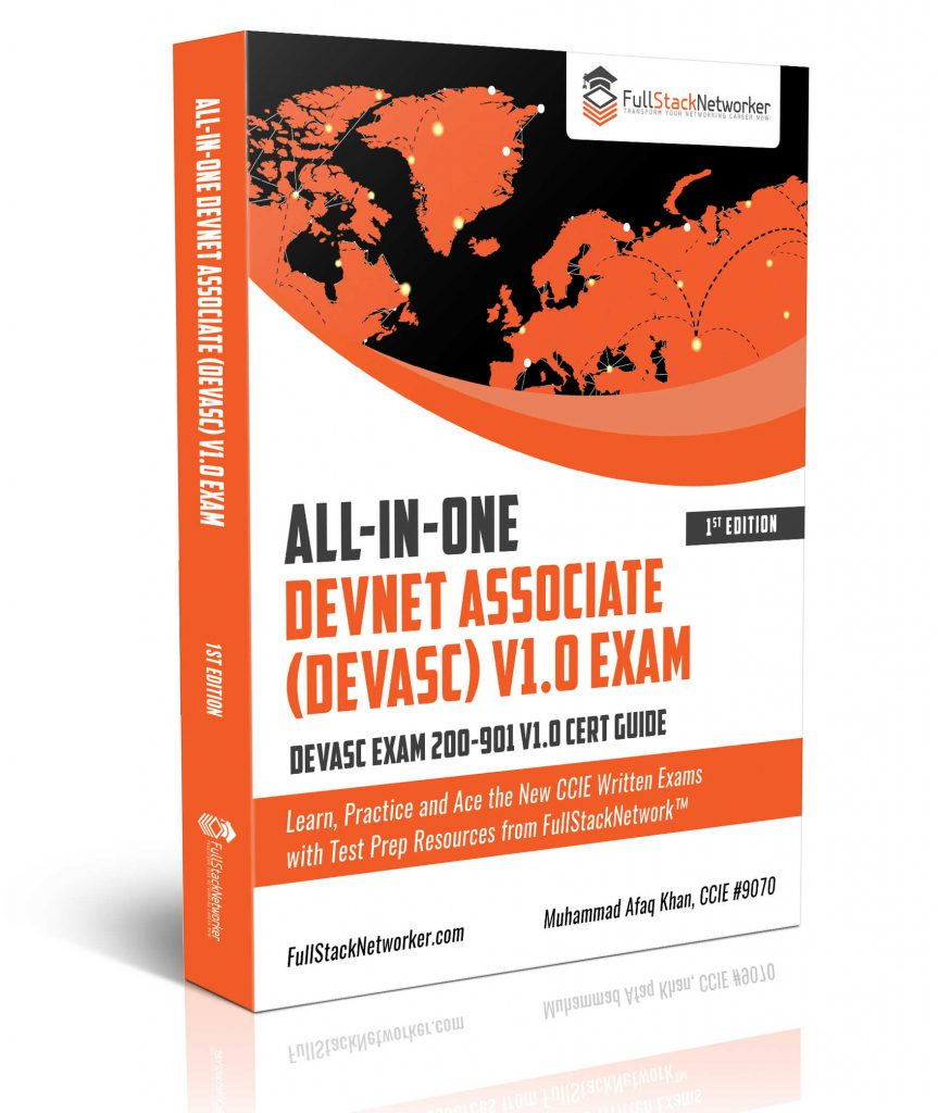 devnet associate 200-901 exam study guide course