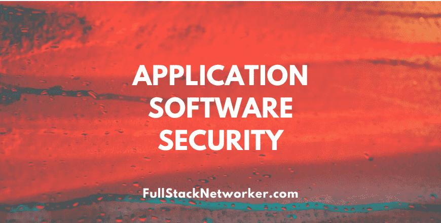 owasp application security
