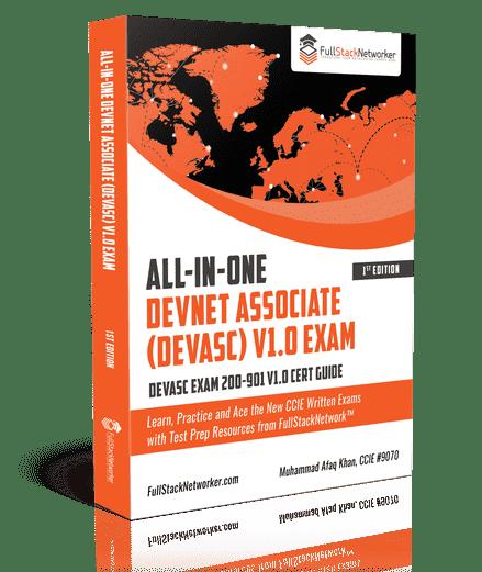 cisco devnet associate 200-901 exam cert study guide paperback