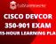 cisco devnet devcor 350-901 exam