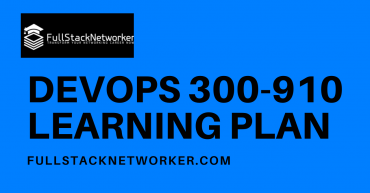 devops 300-910 exam learning plan
